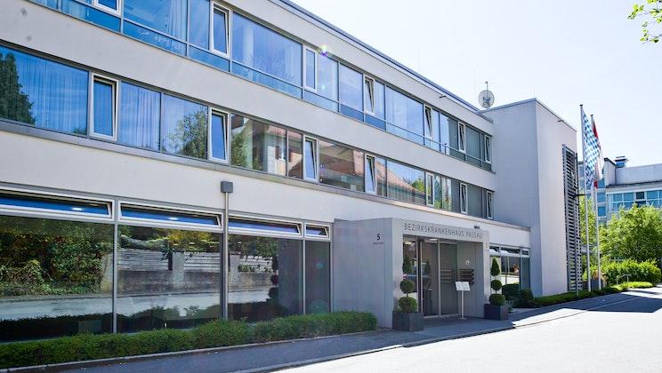 Bezirksklinikum Mainkofen + Außenbereich