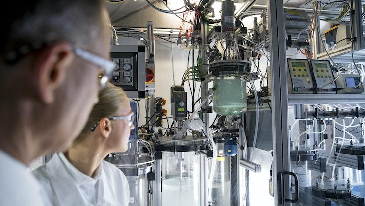 BASF - Lab