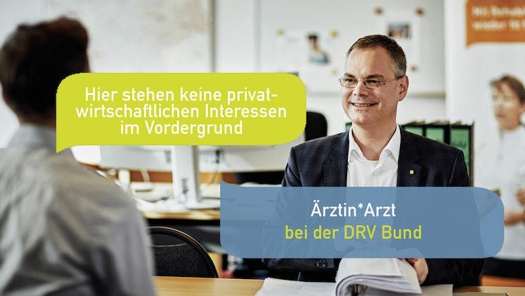 Deutsche Rentenversicherung Bund - Ärztin*Arzt bei der DRV Bund