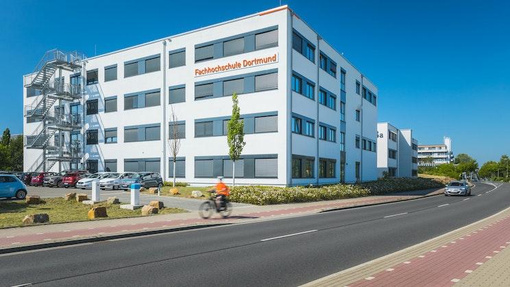 Fachhochschule Dortmund: Hauptgebäude