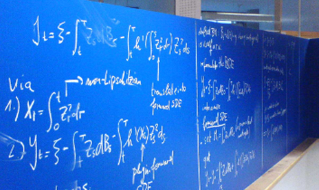 Berlin Mathematical School - Tafel