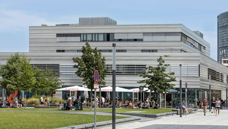 Hochschule Düsseldorf University of Applied Sciences - Gebäude