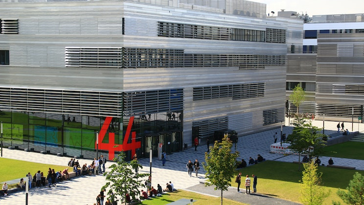Hochschule Düsseldorf University of Applied Sciences  -Campus, Gebäude
