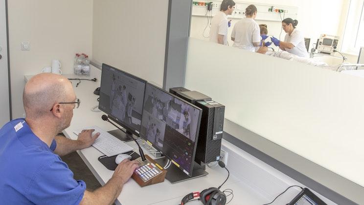 Klinikum Itzehoe - Monitor