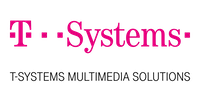 Logo - T-Systems Multimedia Solutions GmbH