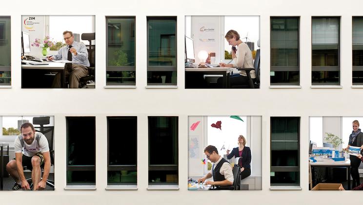 VDI/VDE Innovation + Technik GmbH - Fenster