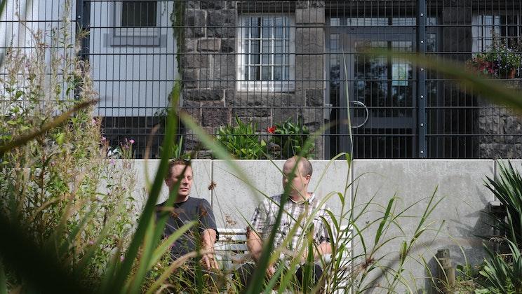 Vitos Klinik für forensische Psychiatrie Haina - Außenbereich