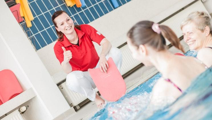 Wicker-Kliniken - Schwimmtherapie, Hallenbad